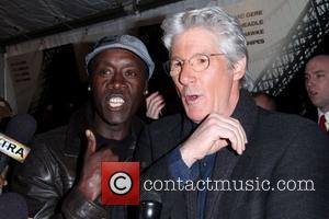 Don Cheadle and Richard Gere