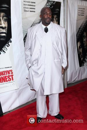 John Salley  New York premiere of 'Brooklyn's Finest' at AMC Lincoln Square Theater New York City, USA - 02.03.10
