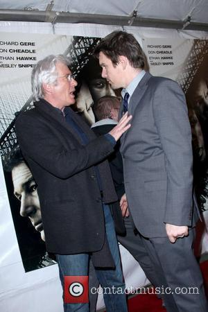 Richard Gere and Ethan Hawke