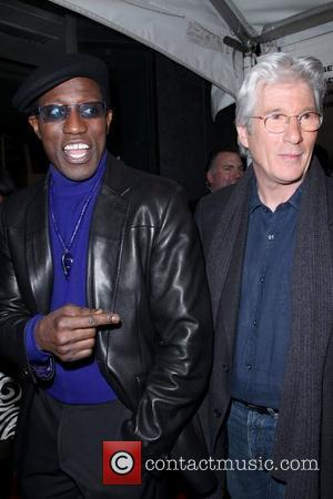 Wesley Snipes and Richard Gere