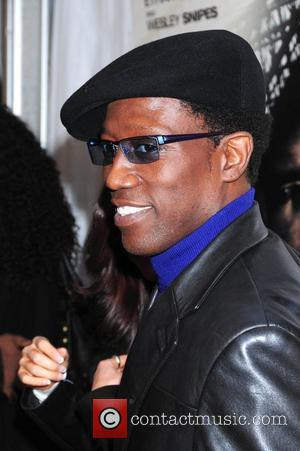Incarcerated Wesley Snipes Planning Comeback Upon Release