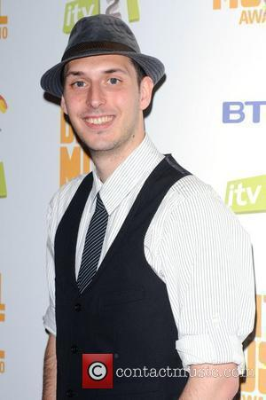 Blake Harrison at the BT Digital Music Awards at The Roundhouse - Arrivals. London, England - 30.09.10