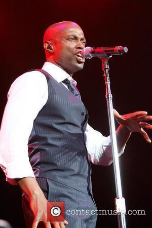 Kem performs live during the Budweiser Superfest at American Airlines Arena. Miami, Florida - 19.08.10