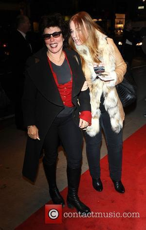 Ruby Wax World premiere of 'Burke and Hare' at the Chelsea Cinema - Arrivals London, England - 25.10.10