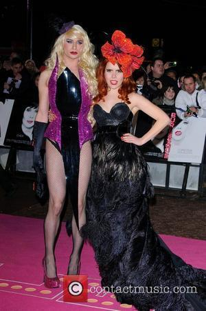 Paloma Faith 'Burlesque' UK film premiere held at the Empire Leicester Square - Arrivals. London, England - 13.12.10