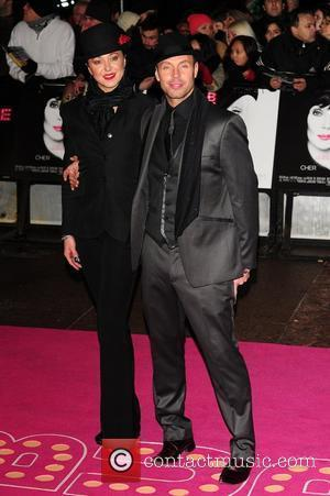 Jason Gardiner  'Burlesque' UK film premiere at Empire Leicester Square London, England - 13.12.10