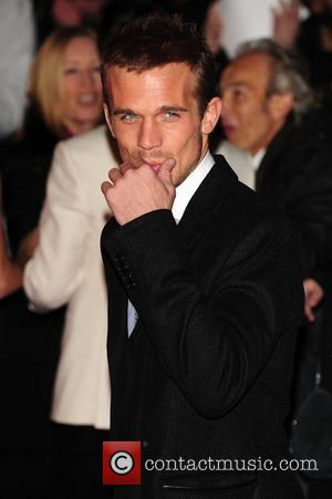 Cam Gigandet 'Burlesque' UK film premiere at Empire Leicester Square London, England - 13.12.10