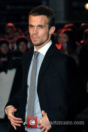 Cam Gigandet Burlesque - UK film premiere held at the Empire Leicester Square - Arrivals. London, England - 13.11.10