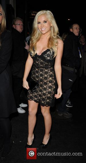 Kayla Collins,  'Burlesque' UK film premiere After Party held at Floridita. London, England - 13.12.10