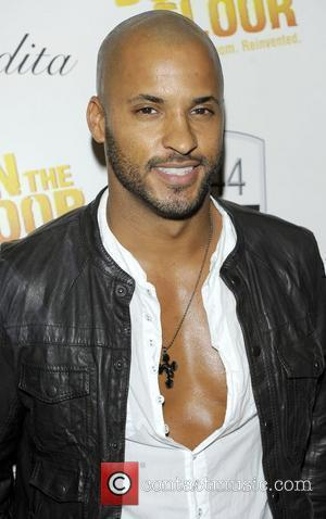 Ricky Whittle Burn The Floor press night at the Shaftesbury Theatre London, England - 26.07.10