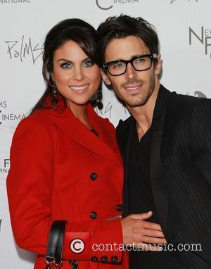 Nadia Bjorlin, Brandon Beemer the 'Burning Palms' Los Angeles premiere, held at The Arclight Theatre Hollywood, California - 12.01.11