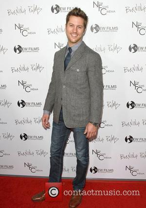 Robert Hoffman the 'Burning Palms' Los Angeles premiere, held at The Arclight Theatre Hollywood, California - 12.01.11