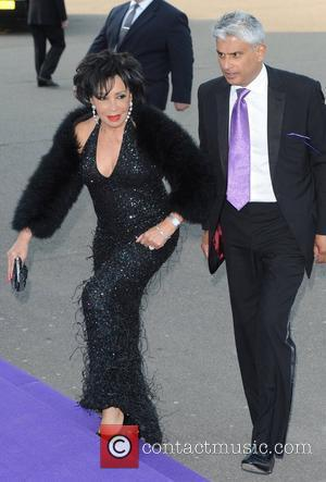 Dame Shirley Bassey The Caudwell Children Butterfly Ball held at the Battersea Evolution. London, England - 20.05.10