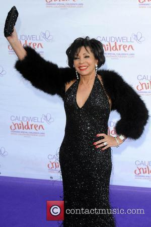 Shirley Bassey  The Caudwell Children Butterfly Ball held at the Battersea Evolution. London, England - 20.05.10