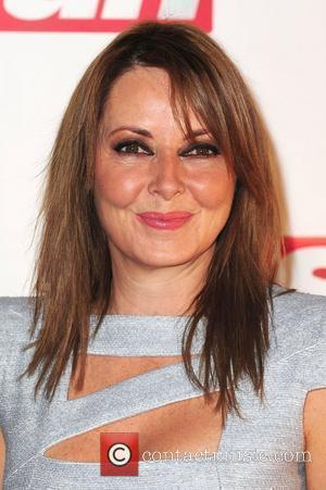 Carol Vorderman,  attends The Sun's new magazine 'Buzz' launch at Il Bottacio London, England - 15.09.10