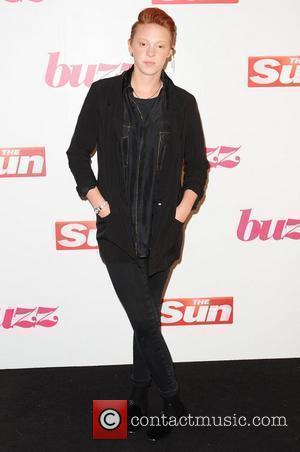 Elly Jackson,  attends The Sun's new magazine 'Buzz' launch at Il Bottacio London, England - 15.09.10