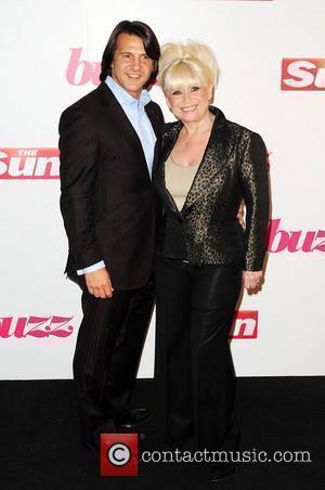 Scott Mitchell & Barbara WIndsor,  attends The Sun's new magazine 'Buzz' launch at Il Bottacio London, England - 15.09.10