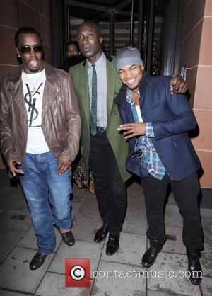 Sean Combs, Ne-yo and Ozwald Boateng