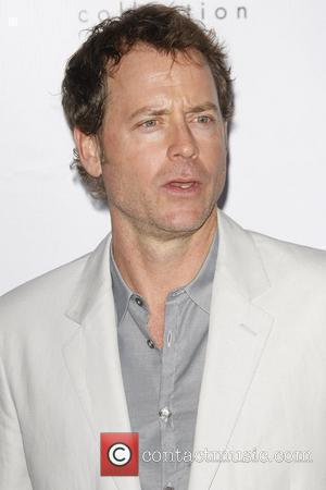 Greg Kinnear Calvin Klein Collection & Los Angeles Nomadic Division (LAND) 1st Annual Celebration For L.A. Arts Monthly and Art...