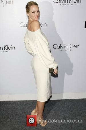 Monet Mazur Calvin Klein Collection & Los Angeles Nomadic Division (LAND) 1st Annual Celebration For L.A. Arts Monthly and Art...