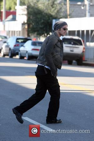 Cam Gigandet leaves Toast in West Hollywood after having lunch Los Angeles, California - 08.12.09