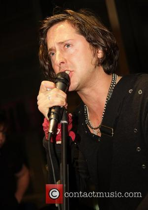 Carl Barat and The Libertines