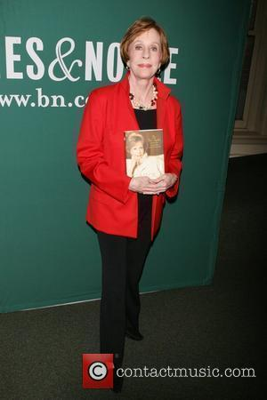 Carol Burnett  promotes 'This Time Together: Laughter and Reflection' at Barnes & Noble Union Square New York City, USA...
