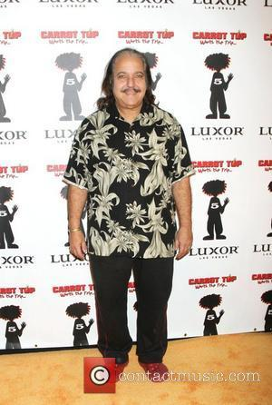 Ron Jeremy Carrot Top Celebrates Five Years at The Luxor Resort and Casino  Las Vegas, Nevada - 20.12.10