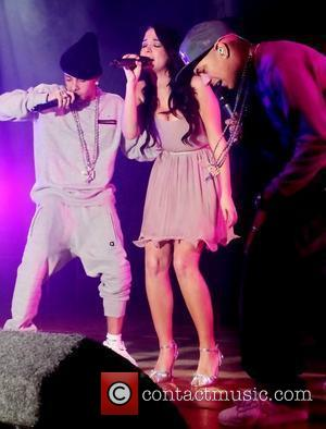 Dino Contostavlos, Tulisa Contostavlos and Richard Rawson of N-Dubz Rock FM's Cash for Kids Preston, England - 15.11.10
