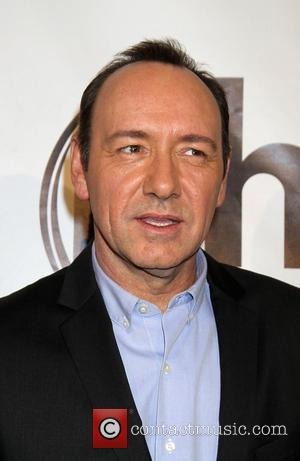 Kevin Spacey, Planet Hollywood, Las Vegas