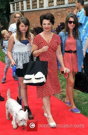 Lulu Guinness Cats & Dogs 2: The Revenge Of Kitty Galore - celebrity screening held at the Holland Park Theatre....