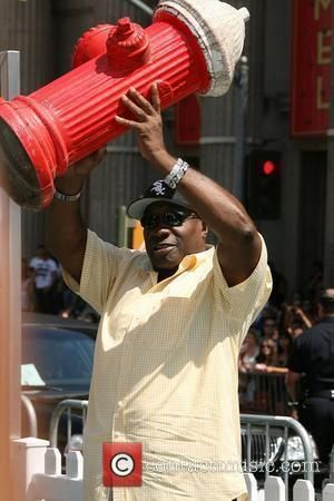 Michael Clarke Duncan  Los Angeles Premiere of Cats & Dogs: The Revenge Of Kitty Galore held at the Grauman's...