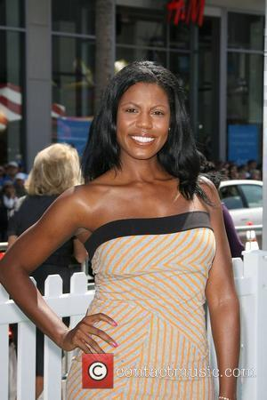 Omarosa Manigault-Stallworth Los Angeles Premiere of Cats & Dogs: The Revenge Of Kitty Galore held at the Grauman's Chinese Theatre...