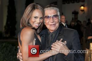 Deborah Cox and Roberto Cavalli