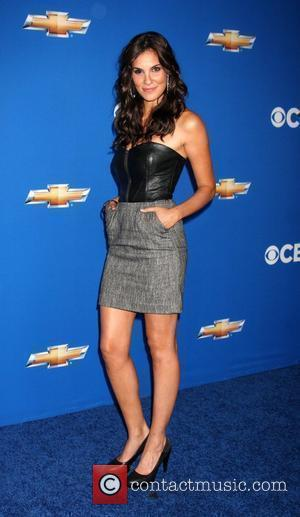 Daniela Ruah  2010 CBS fall launch premiere party held at the Colony club  Hollywood, California - 16.09.10