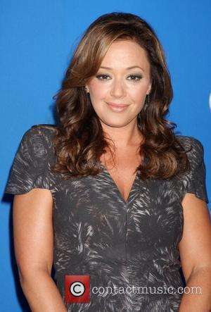 Leah Remini  2010 CBS fall launch premiere party held at the Colony club  Hollywood, California - 16.09.10