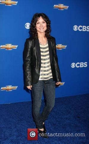 Sara Gilbert  2010 CBS fall launch premiere party held at the Colony club  Hollywood, California - 16.09.10