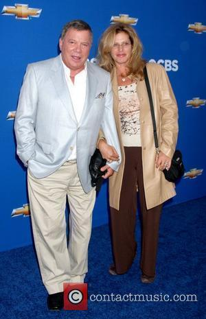 William Shatner and guest 2010 CBS fall launch premiere party held at the Colony club  Hollywood, California - 16.09.10