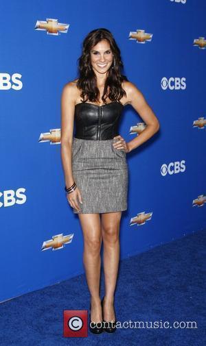 Daniela Ruah and CBS