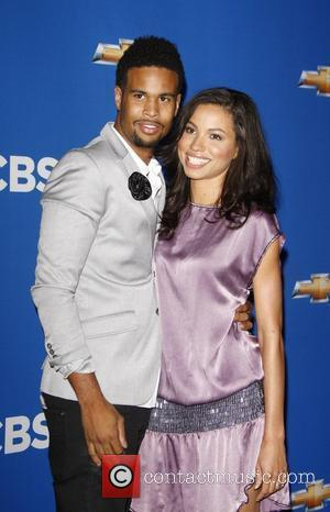 Jurnee Smollett and guest 2010 CBS fall launch premiere party held at the Colony club  Hollywood, California - 16.09.10