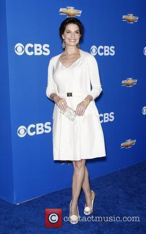 Sela Ward  2010 CBS fall launch premiere party held at the Colony club  Hollywood, California - 16.09.10