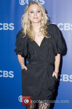 Kaley Cuoco  CBS Upfronts for 2010/2011 Season held at Lincoln Center New York City, USA -19.05.10