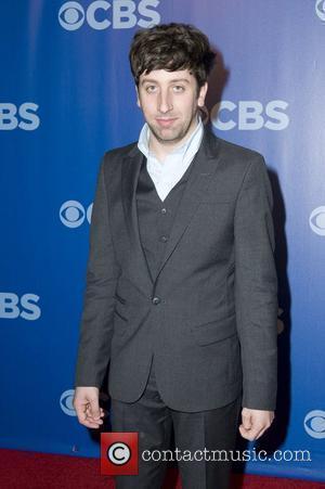Simon Helberg  CBS Upfronts for 2010/2011 Season held at Lincoln Center New York City, USA -19.05.10