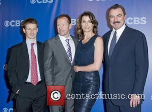 Will Estes, Bridget Moynahan, Donnie Wahlberg and Tom Selleck