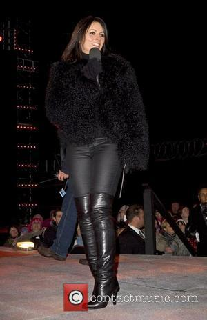 Davina McCall Celebrity Big Brother launch night at Elstree Studios Borehamwood, England - 03.01.10