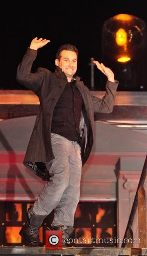 Dane Bowers Celebrity Big Brother 7 launch night at Elstree Studios Borehamwood, England - 03.01.10