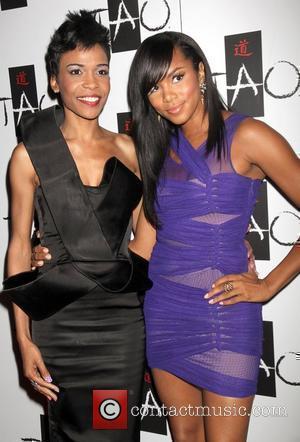 Singer Michelle Williams and Michelle Williams