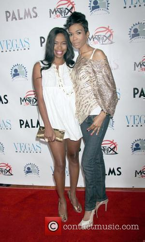 Jill Marie Jones and Michelle Williams