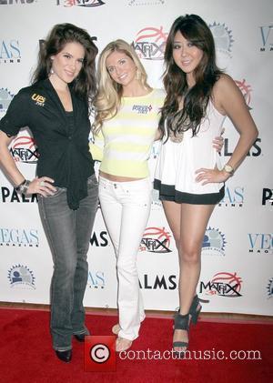 Trishelle Cannatella, Tiffany Michelle and Maria Ho