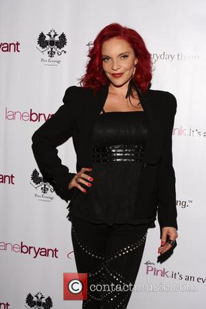 Carmit Bachar Celebrity Catwalk 2010 at Boulevard3 Hollywood, California - 10.09.10